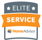 Legion Property Inspections is rated an Elite Service Pro on Homeadvisor